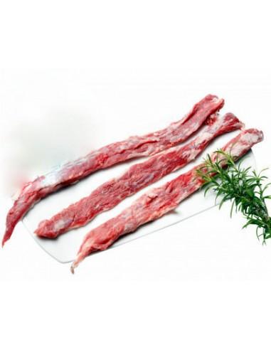 Lagarto de cerdo ibérico