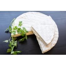 Queso Brie. Porción